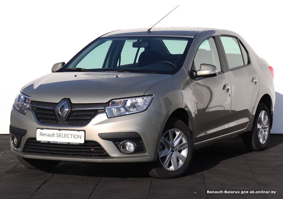 Renault Logan Style
