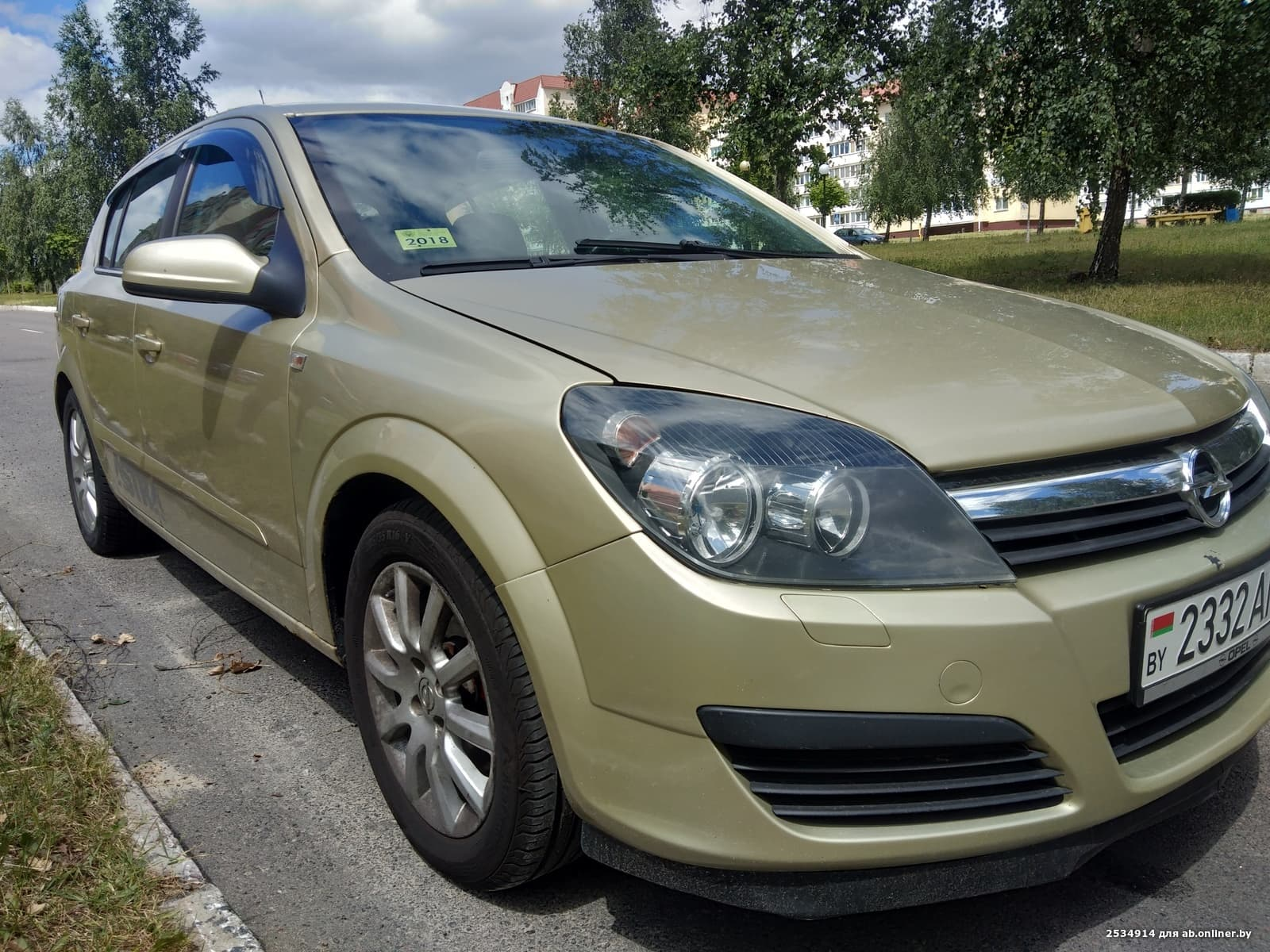 Opel Astra 1.6 TVINPORT