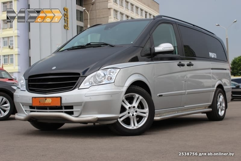 Mercedes-Benz Viano Ambiente Long ART