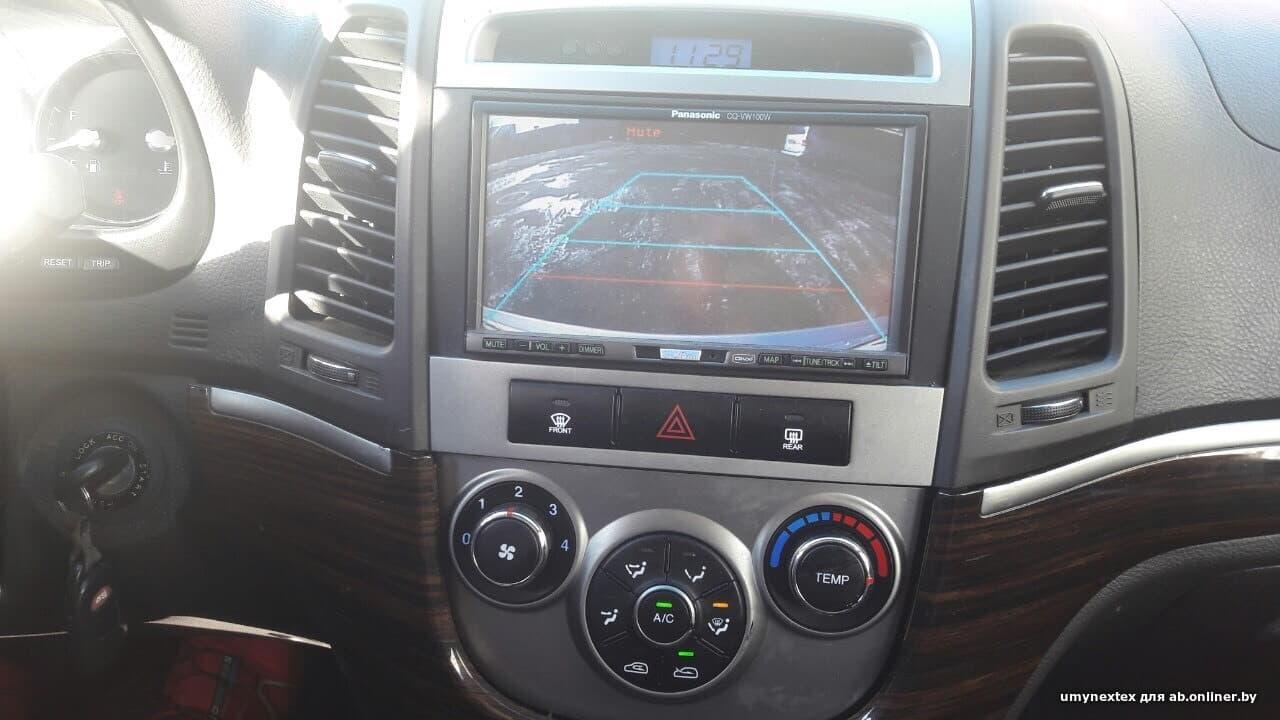 Hyundai Santa Fe CM