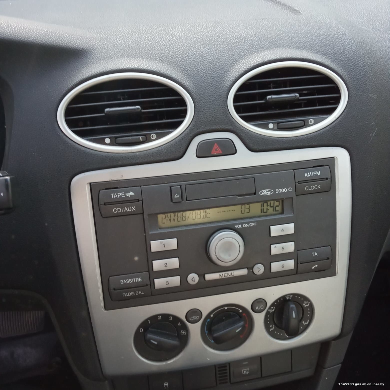 Ford Focus Duratorq TDCi - DV6