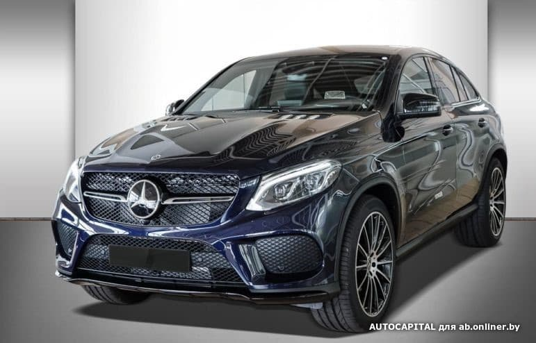Mercedes-Benz GLE450 AMG AMG Line Panorama