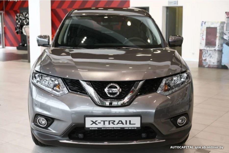 Nissan X-Trail SE