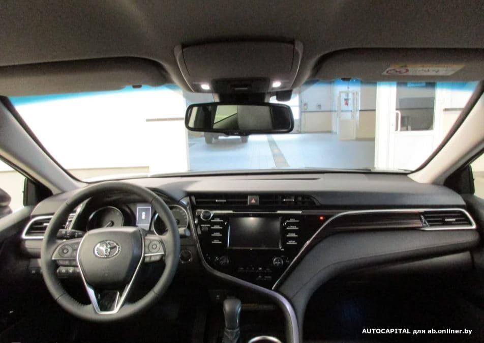 Toyota Camry Elegance Safety