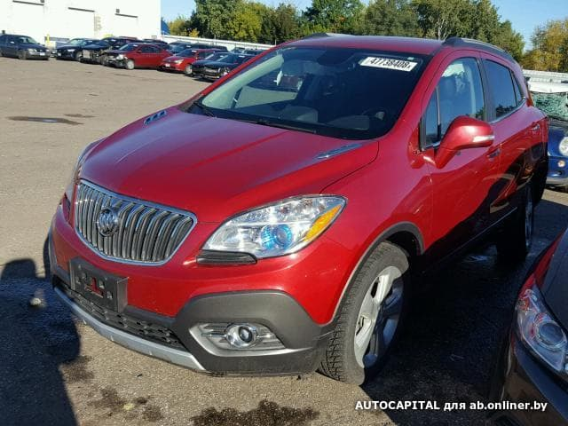 Buick Encore CONVENIENCE