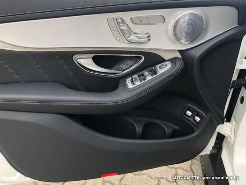 Mercedes-Benz GLC43 AMG AMG 63