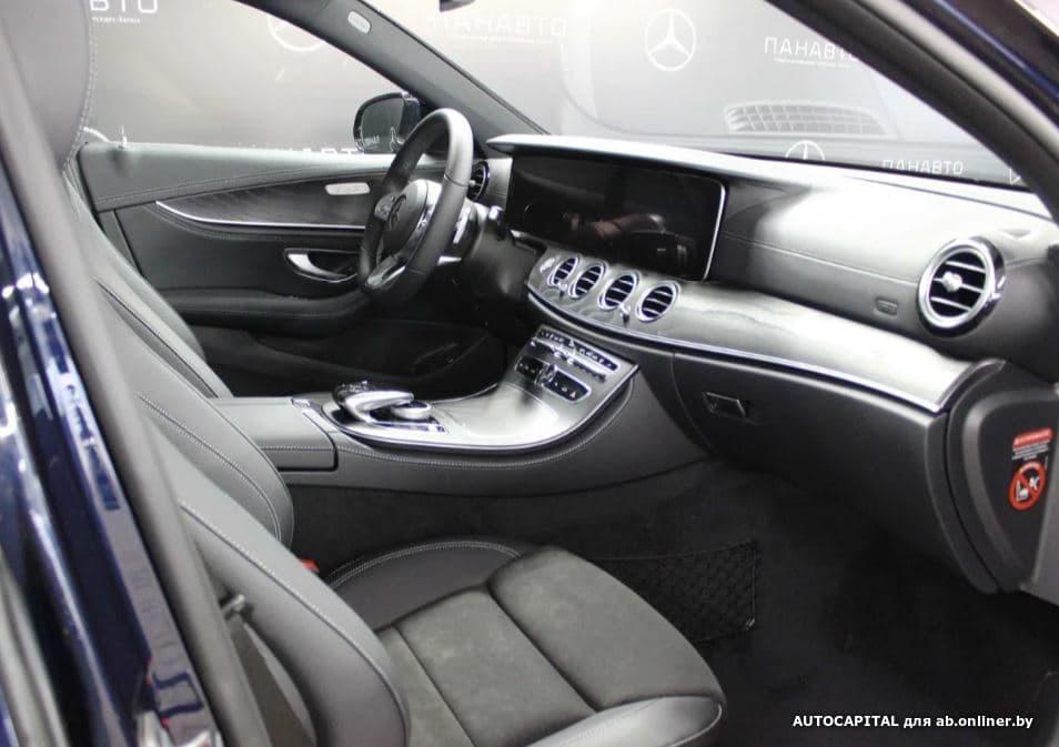 Mercedes-Benz E200 Sport