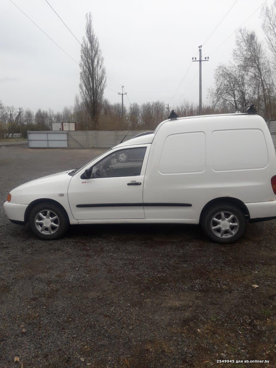 Volkswagen Caddy CL