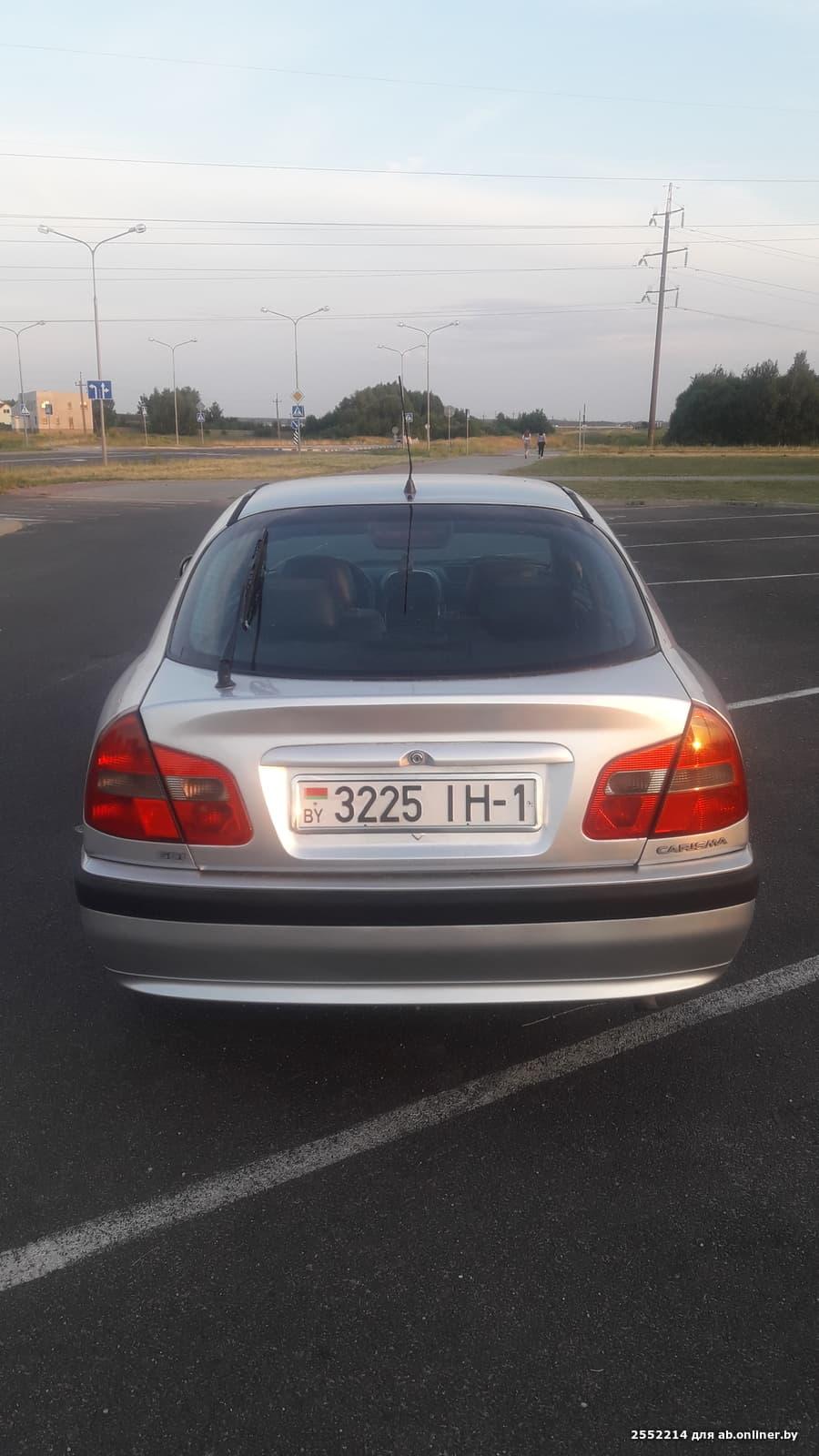 Mitsubishi Carisma GDI