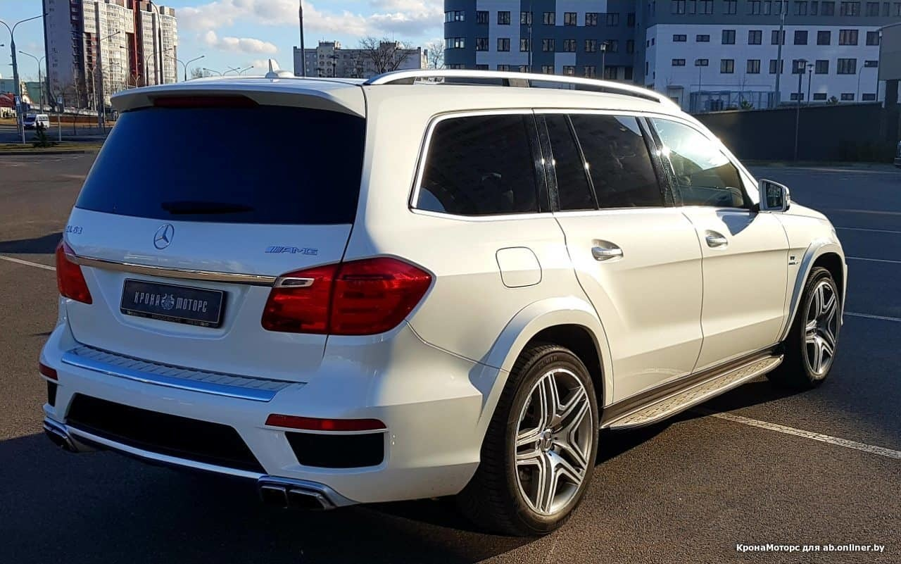 Mercedes-Benz GL63 X166