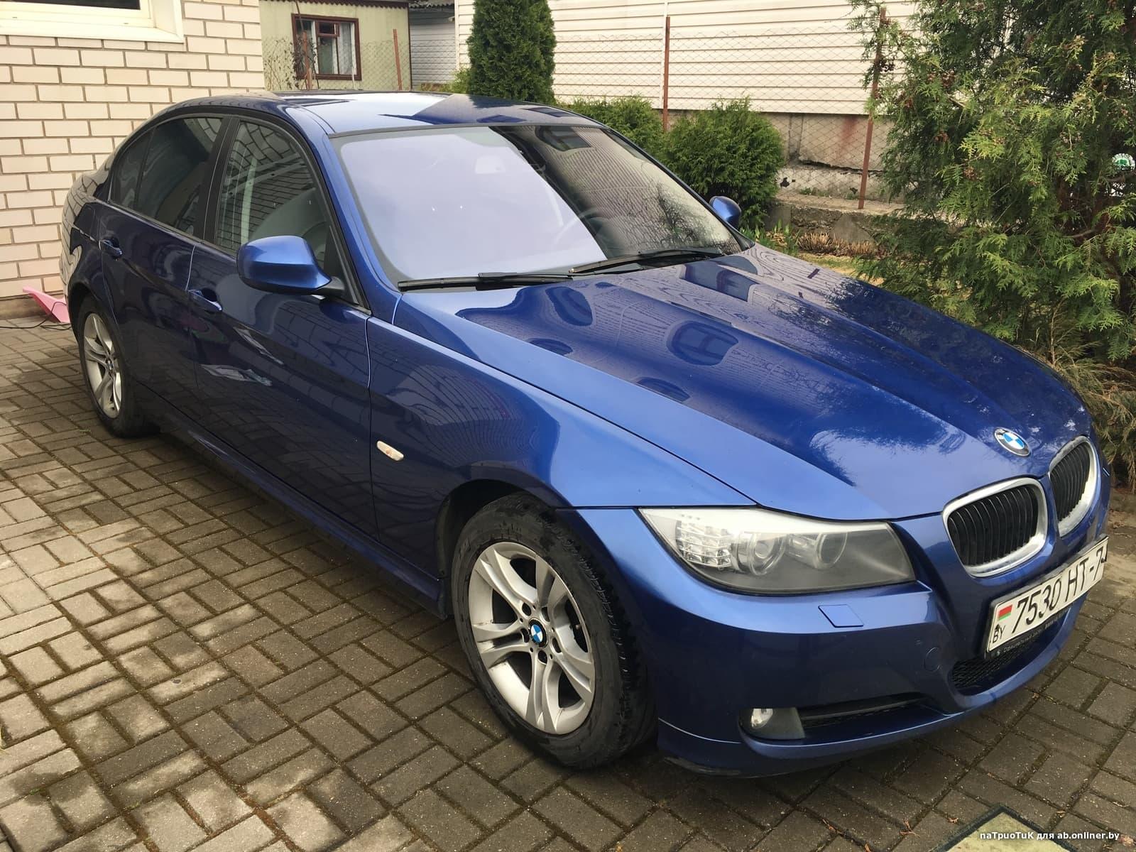 BMW 320 LCI