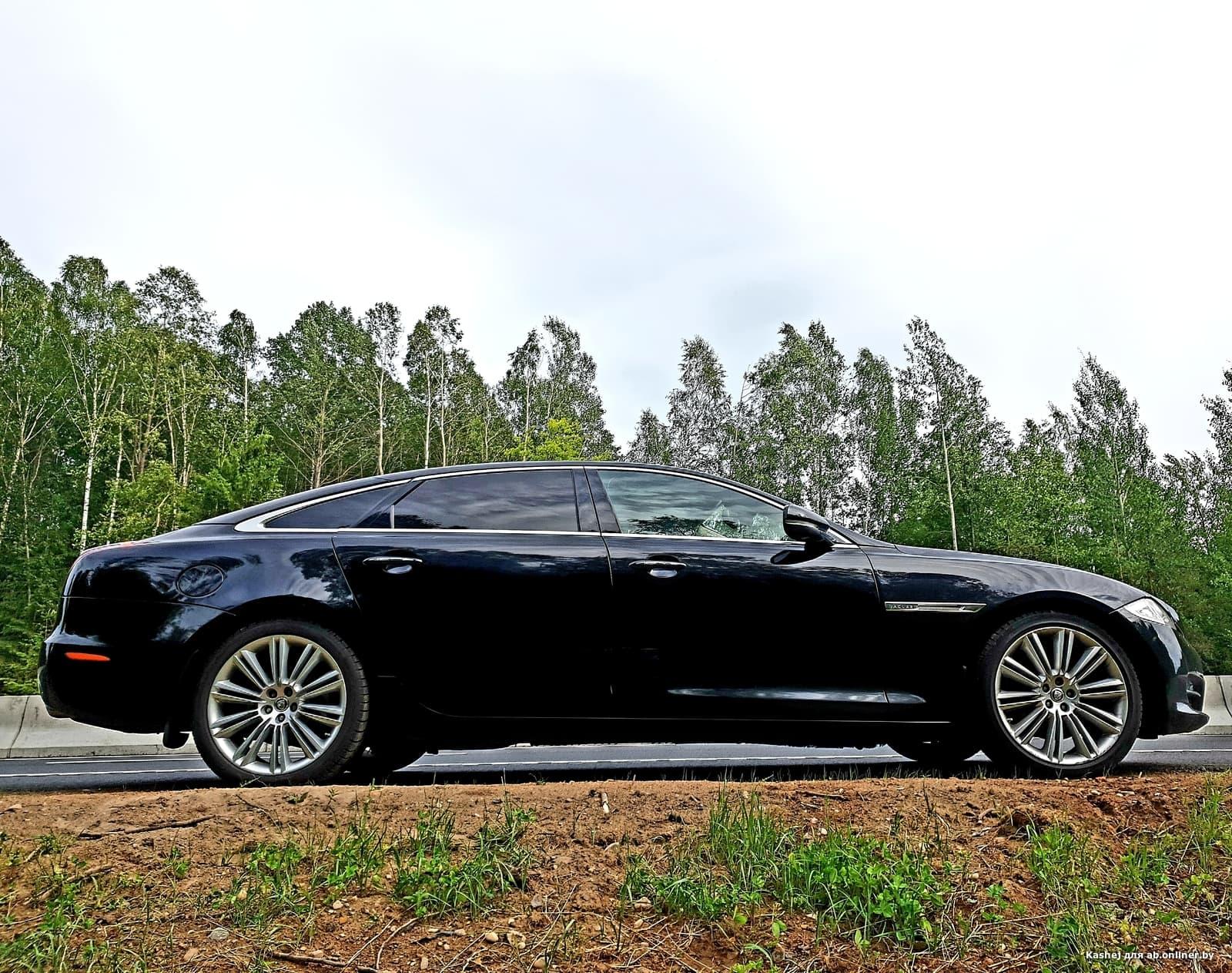 Jaguar XJ Long Premium Luxury