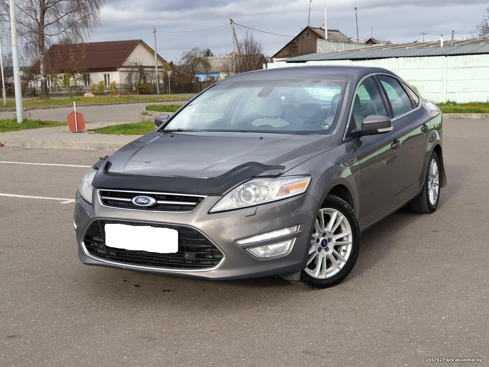 Ford Mondeo 2.0TDCI Titanium Black