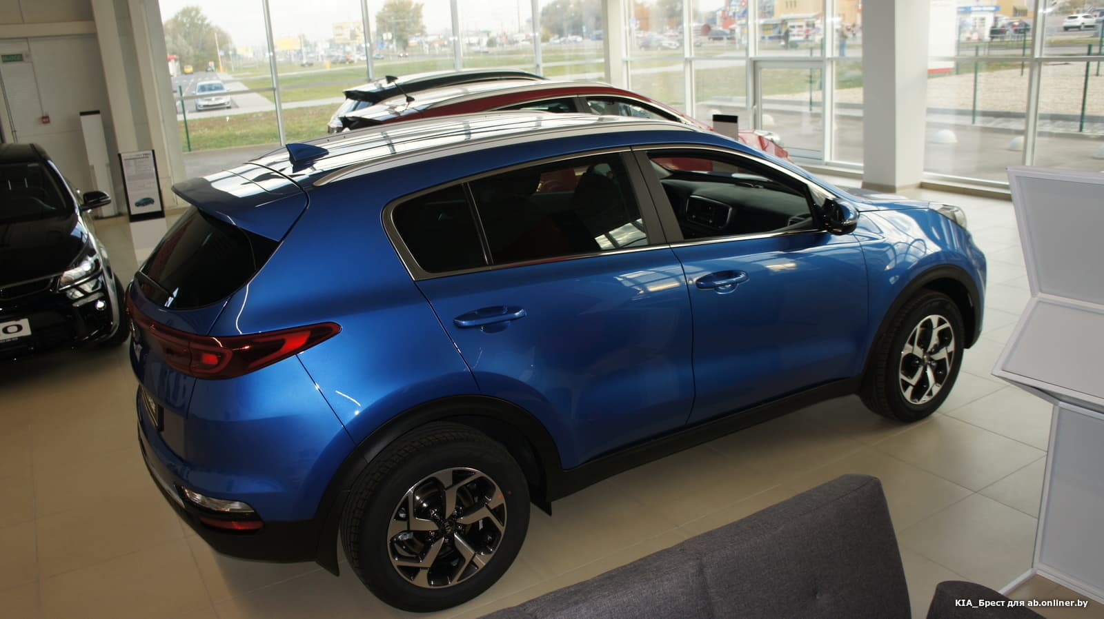 Kia Sportage New Active