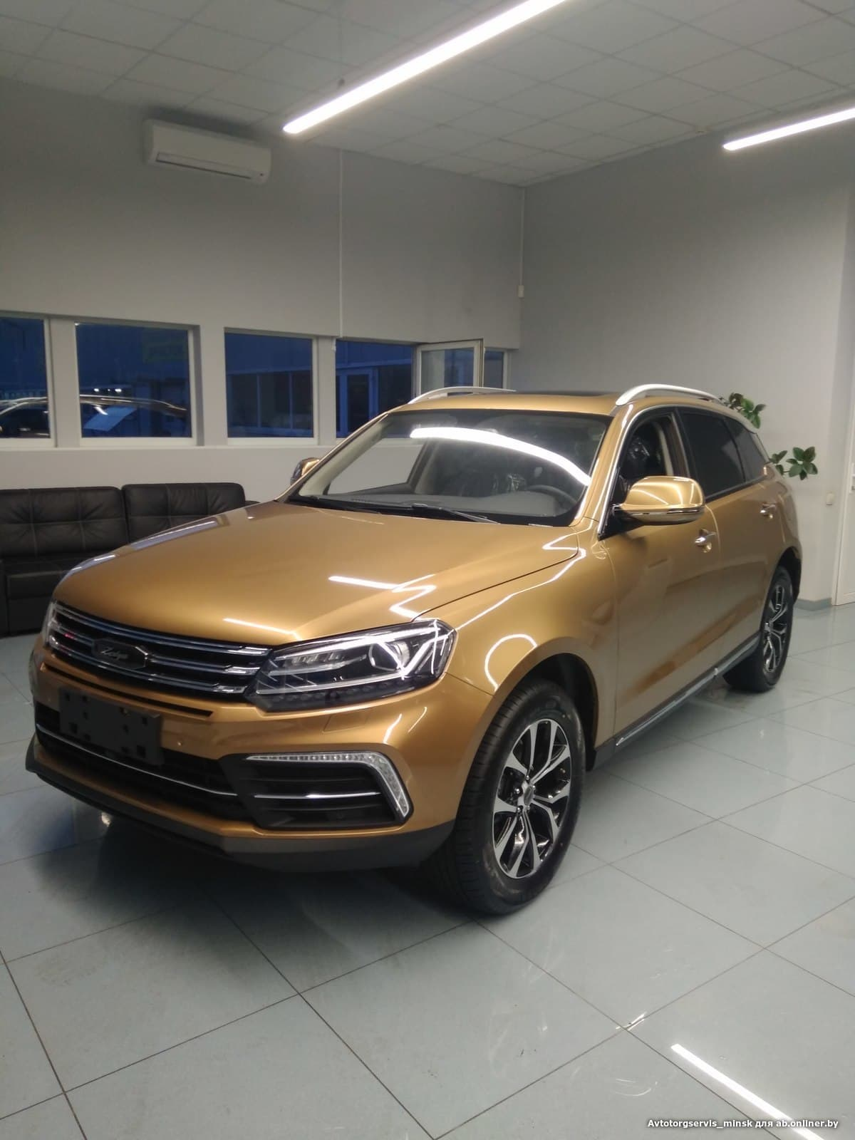 Zotye T600 Coupa AT