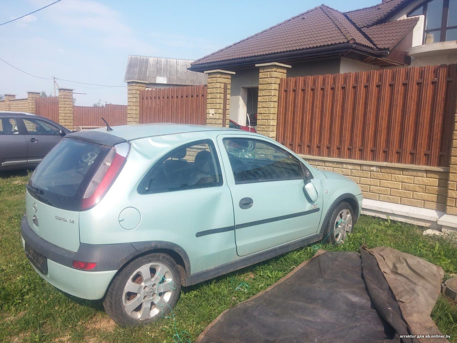 Opel Corsa С