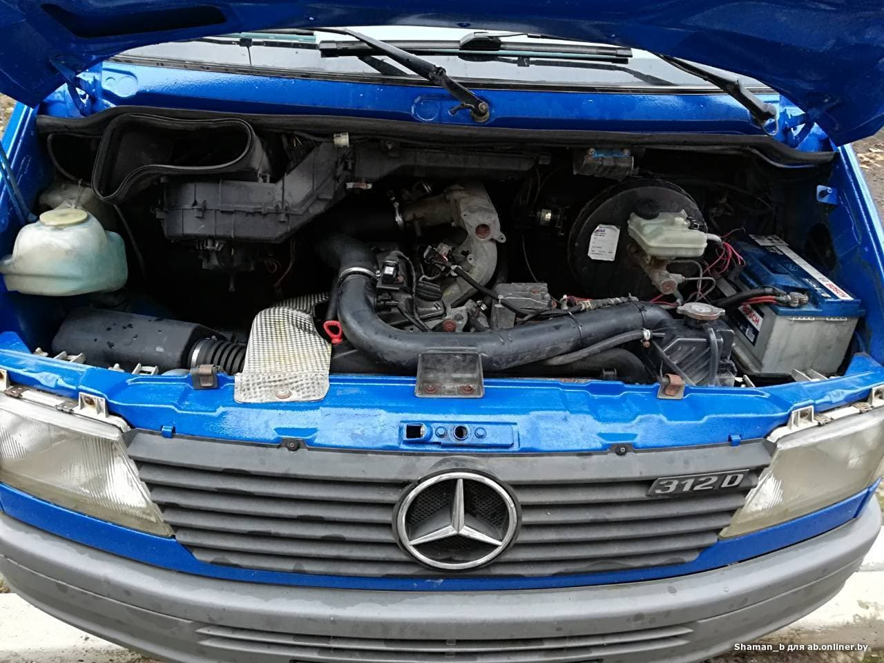 Mercedes-Benz Sprinter 312