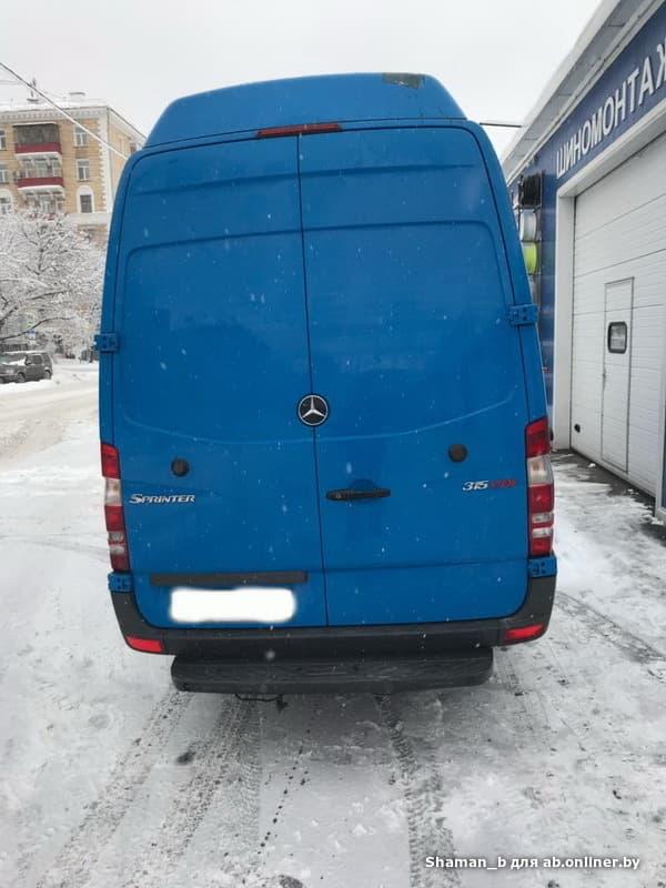 Mercedes-Benz Sprinter 315 сdi
