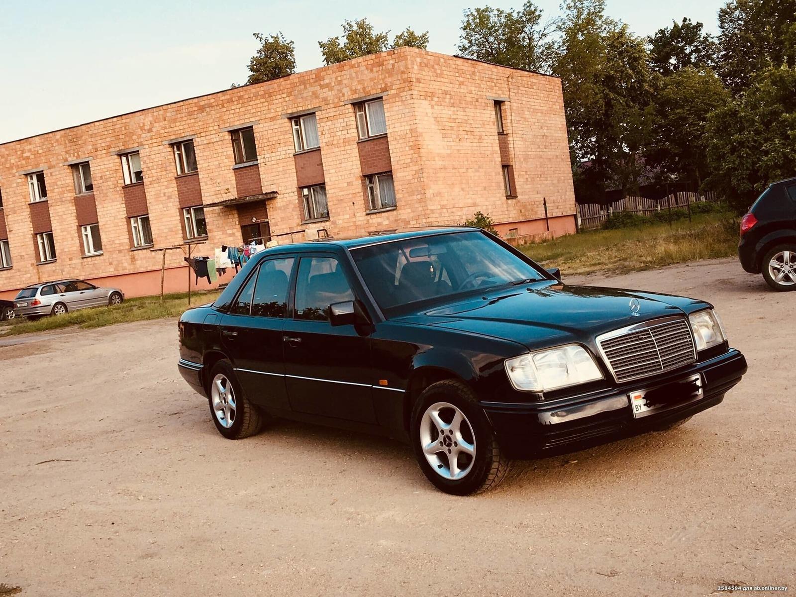 Mercedes-Benz E200 I