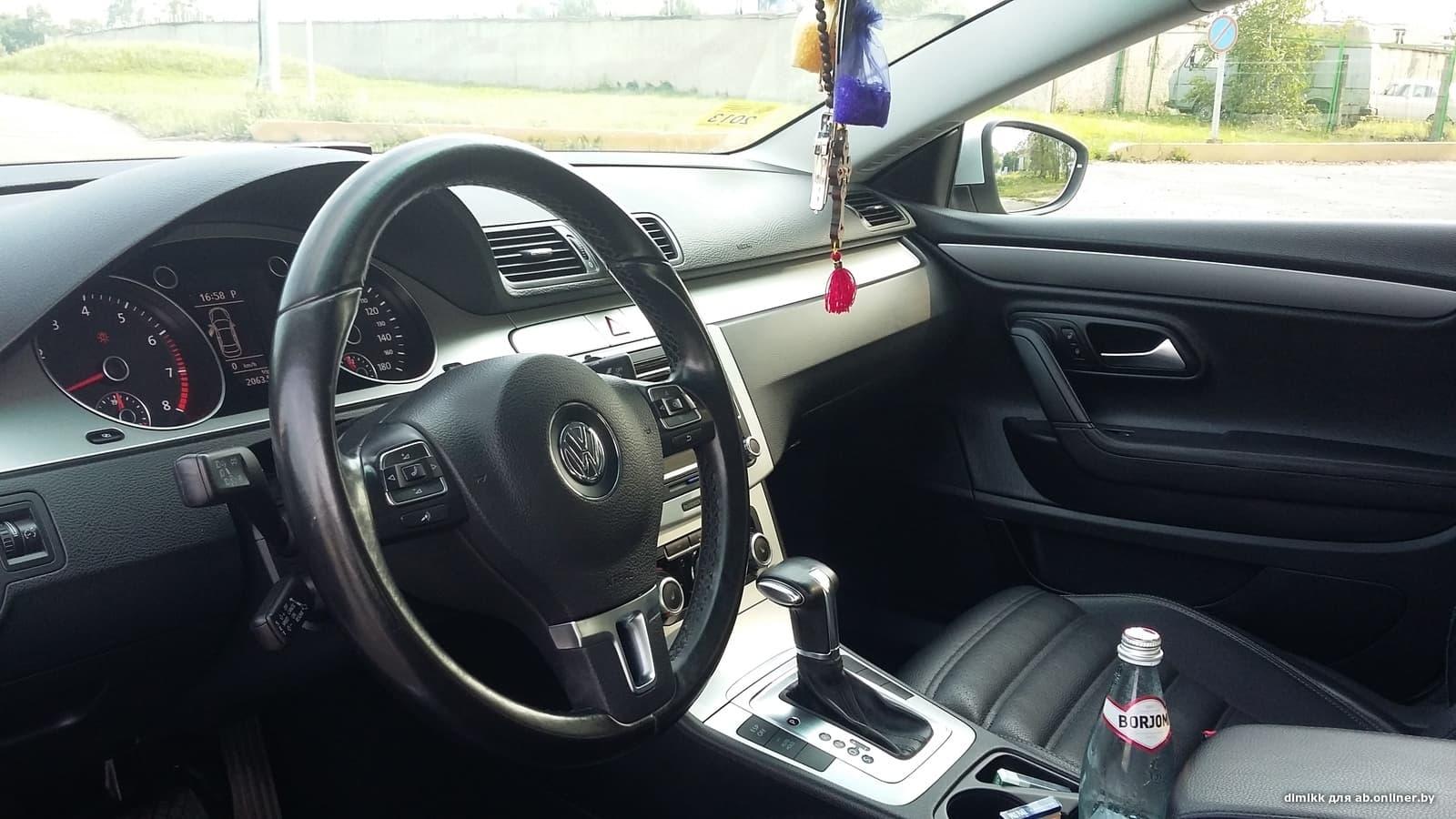 Volkswagen Passat CC R line