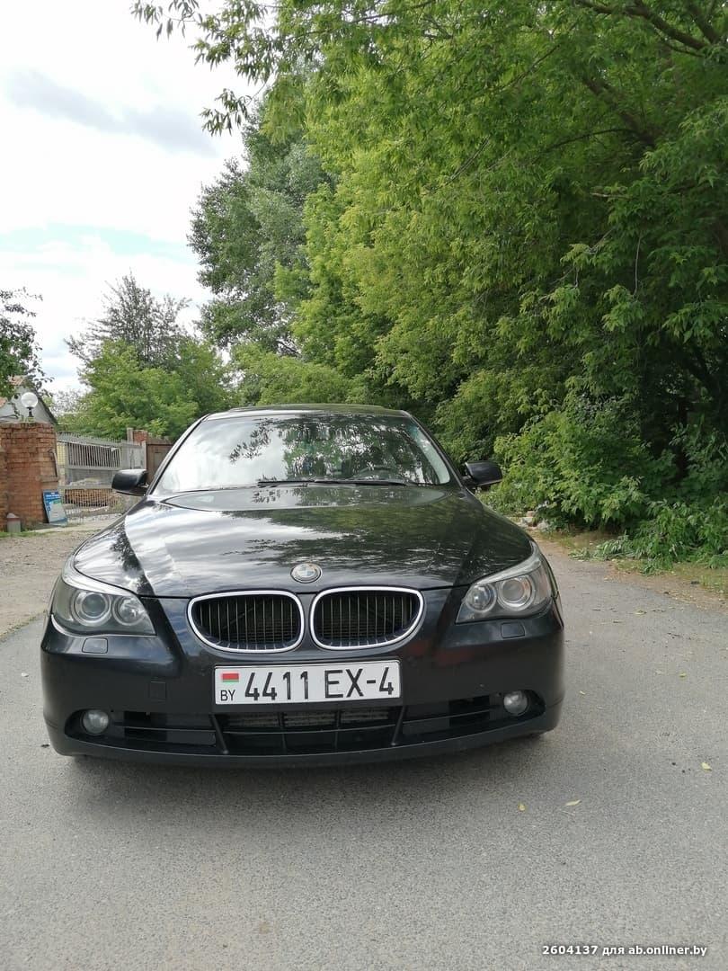 BMW 525 е60