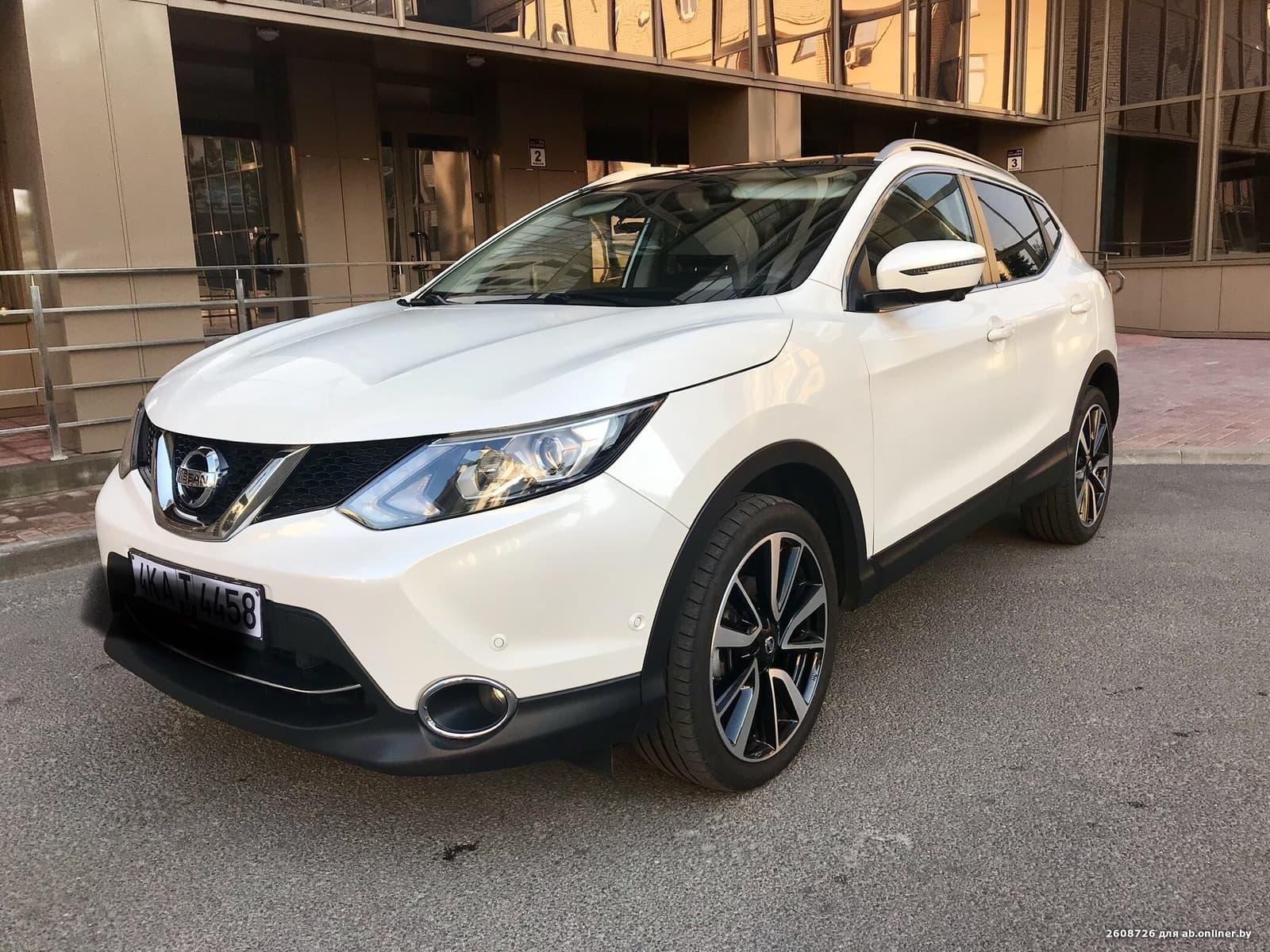 Nissan Qashqai II TEKNA