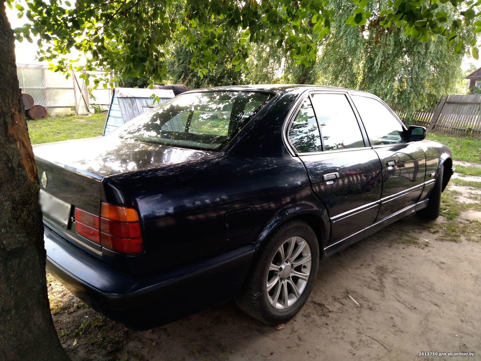 BMW 520 е34 2.0 м50 91год