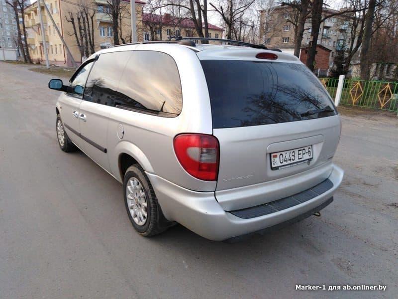 Chrysler Grand Voyager CRDi
