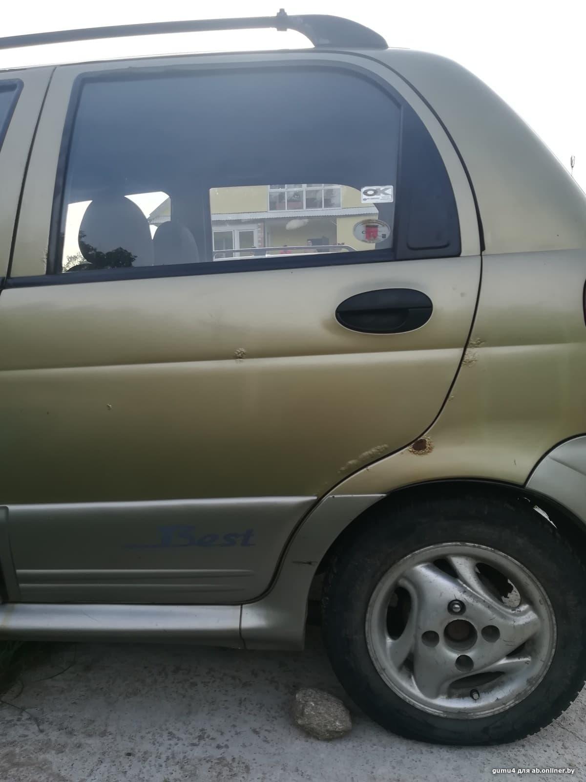 Daewoo Matiz