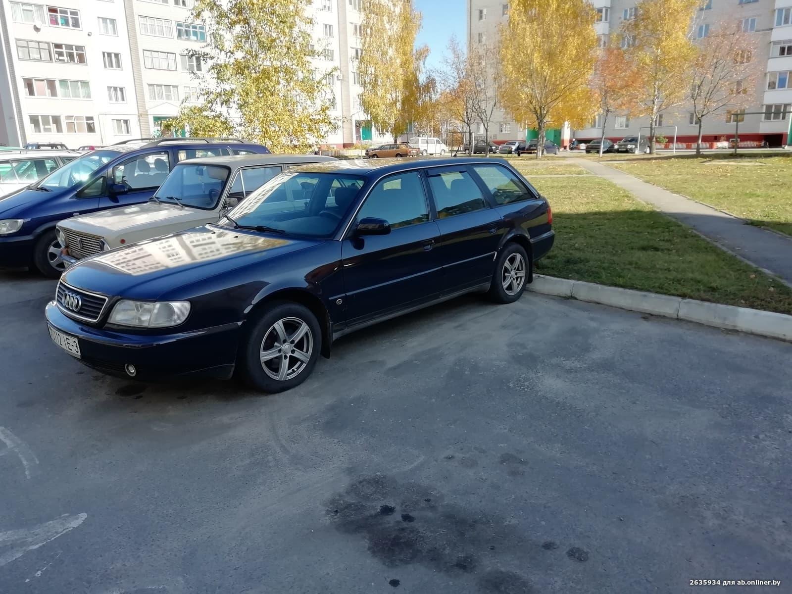 Audi A6 S4