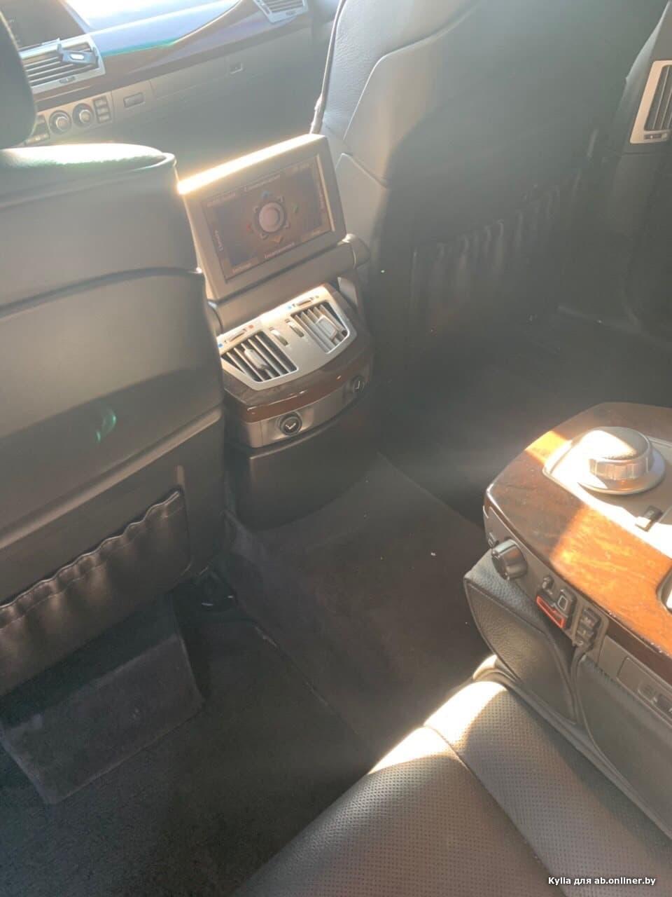 BMW 750 Li