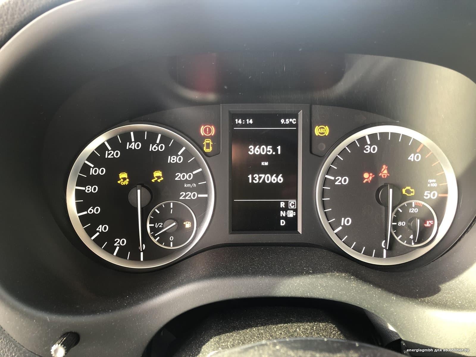 Mercedes-Benz Vito Tourer 116 CDI 4x4 Extralong