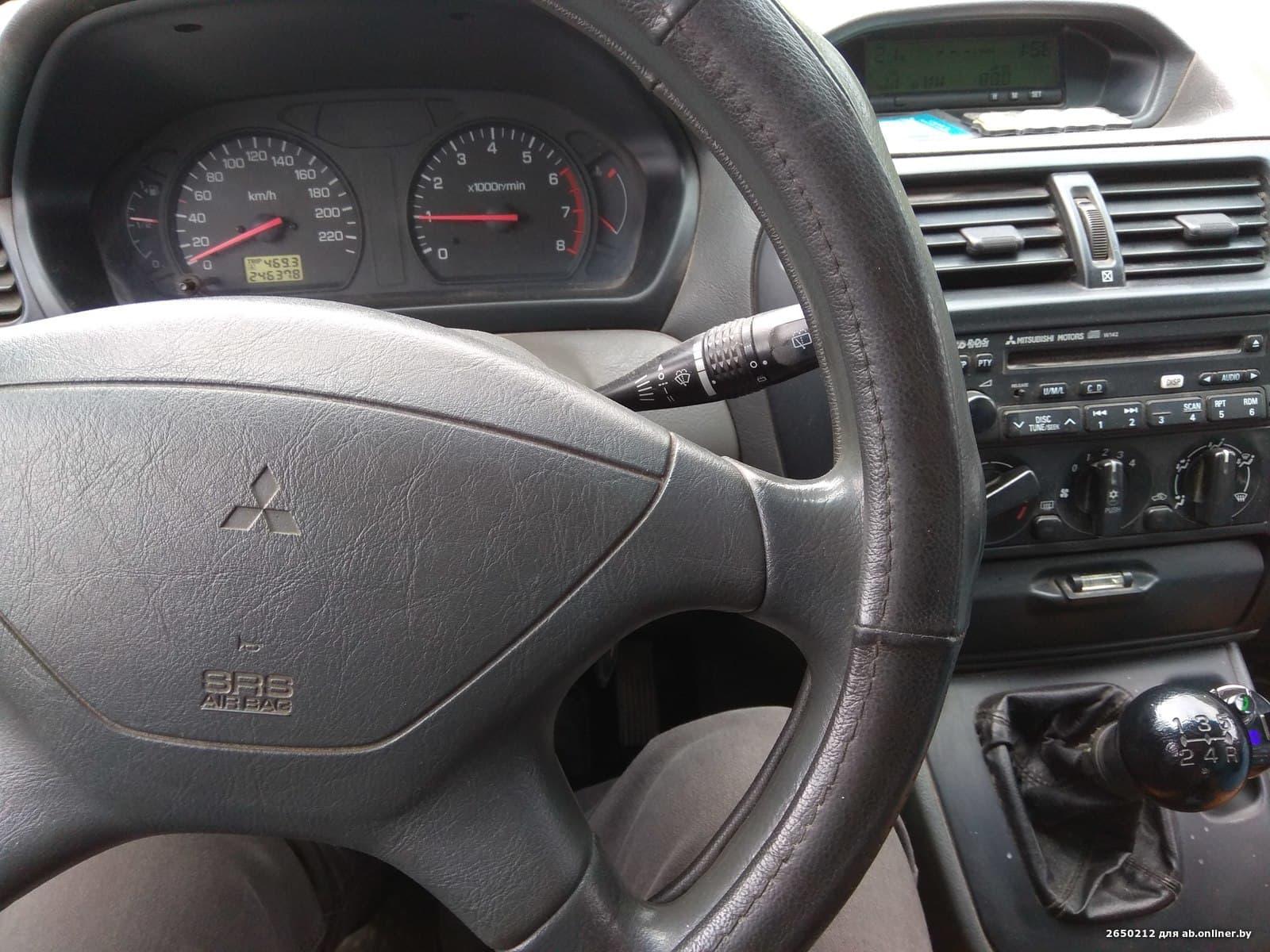 Mitsubishi Space Wagon 2.4GDI