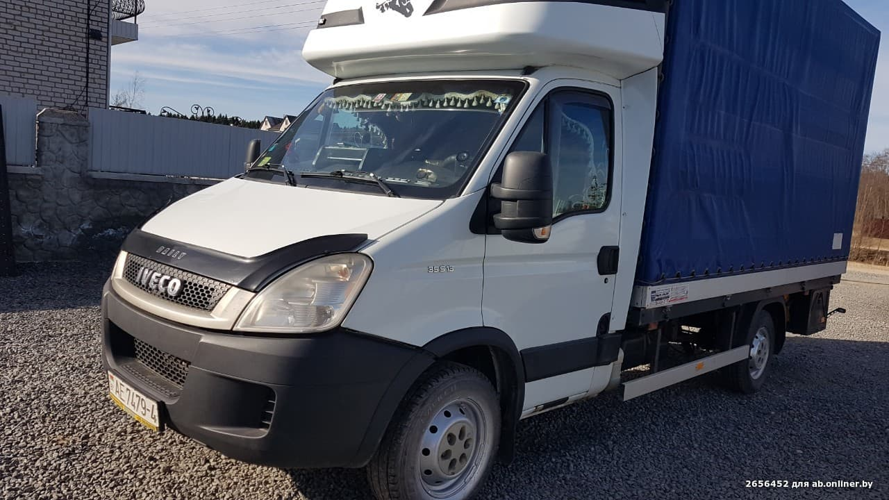 Iveco Daily 2.3 TDI