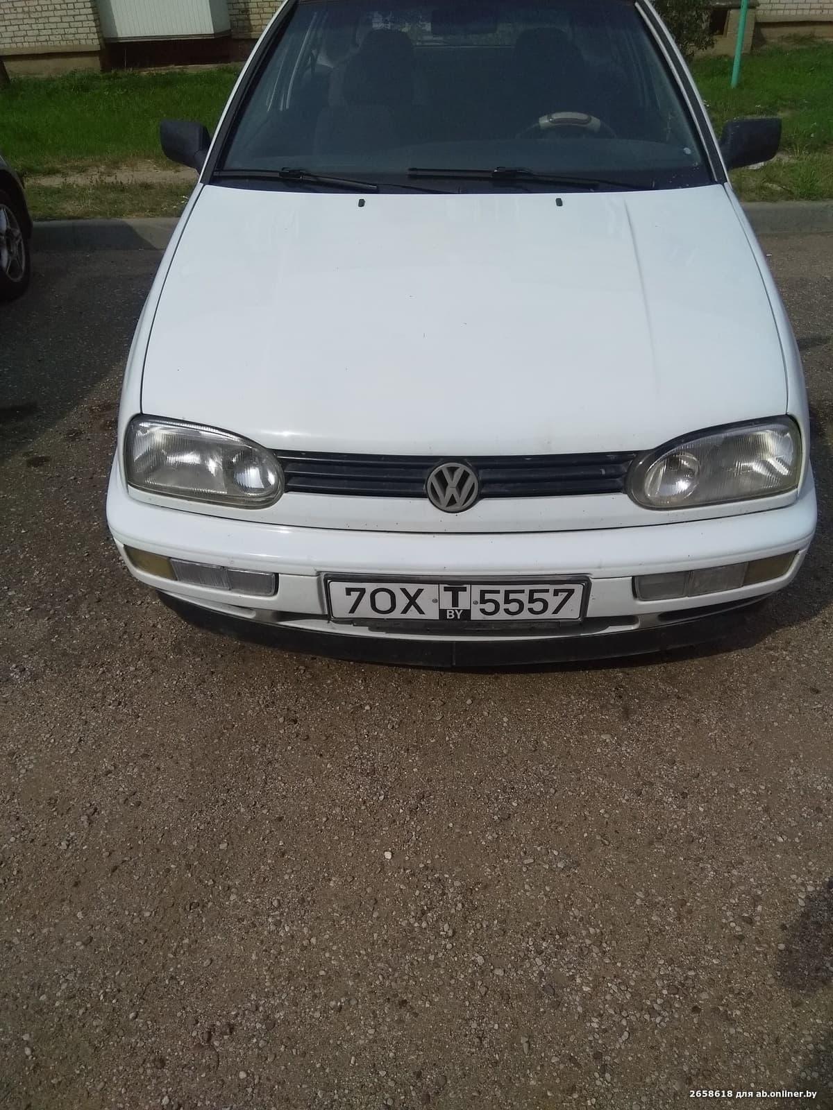 Volkswagen Golf Т