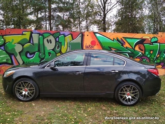Buick Regal GS Turbo
