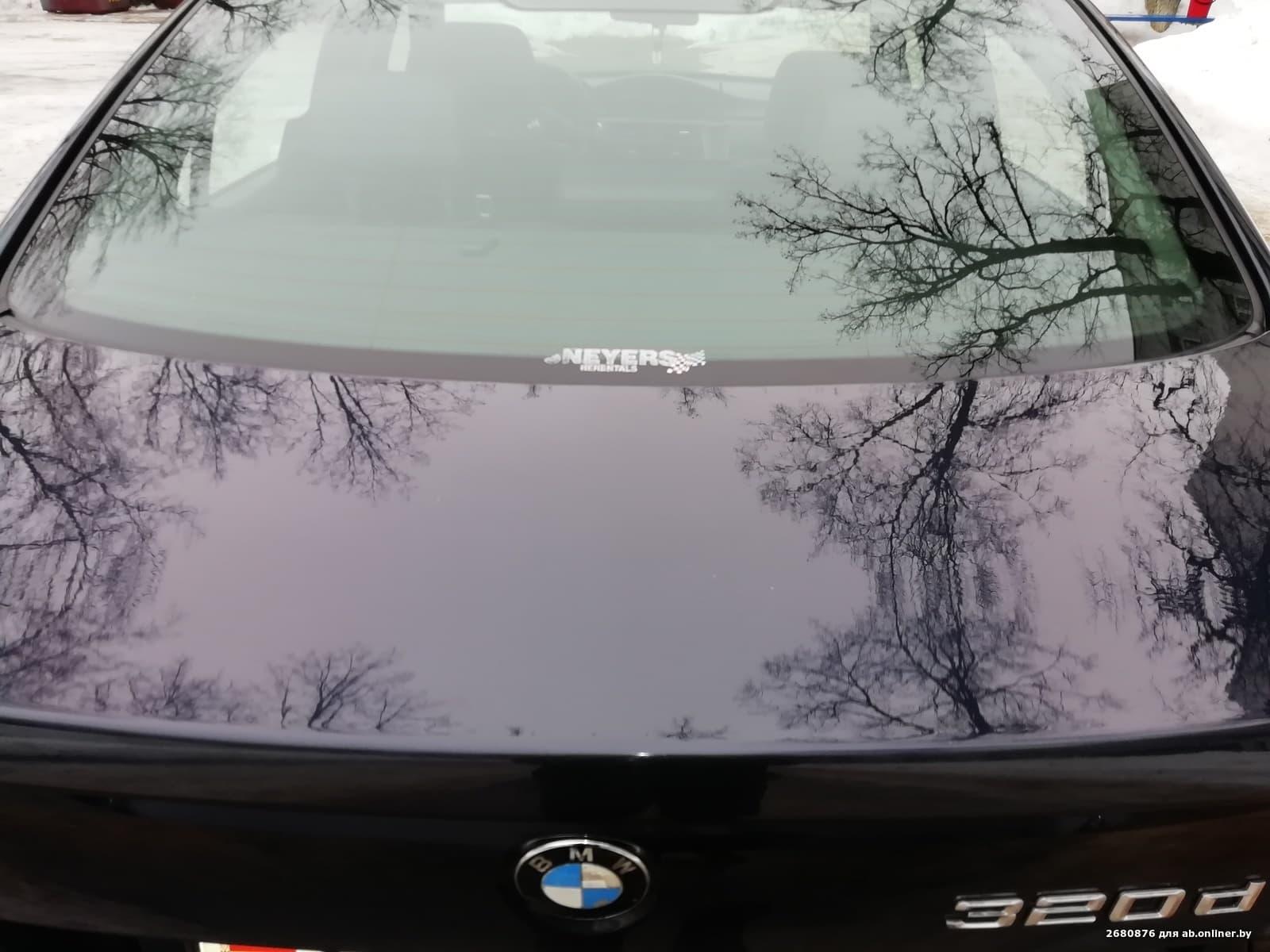 BMW 320 е90