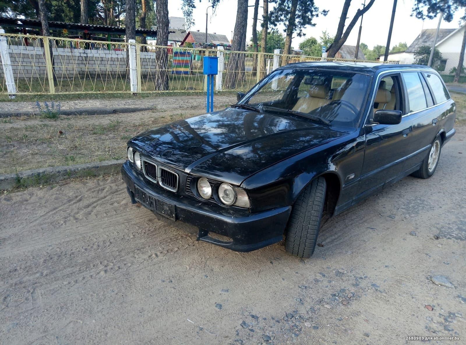 BMW 525 бмв