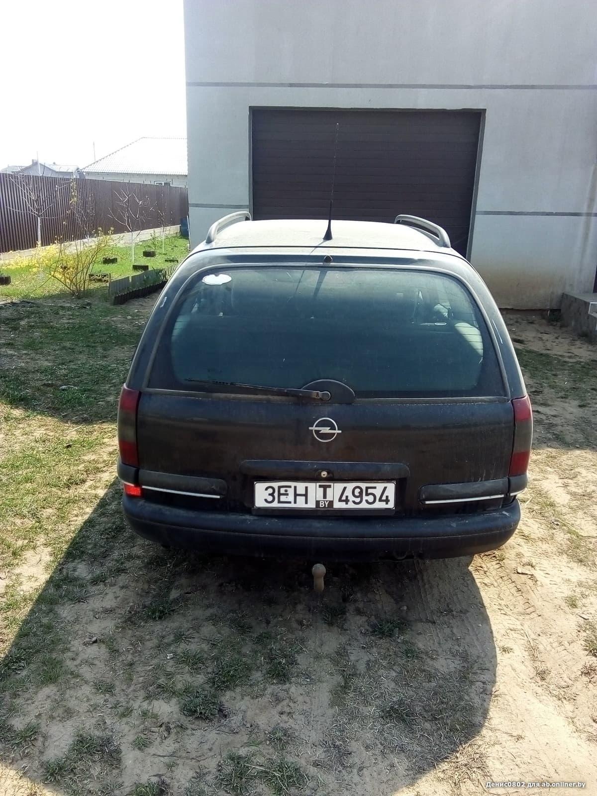 Opel Omega б