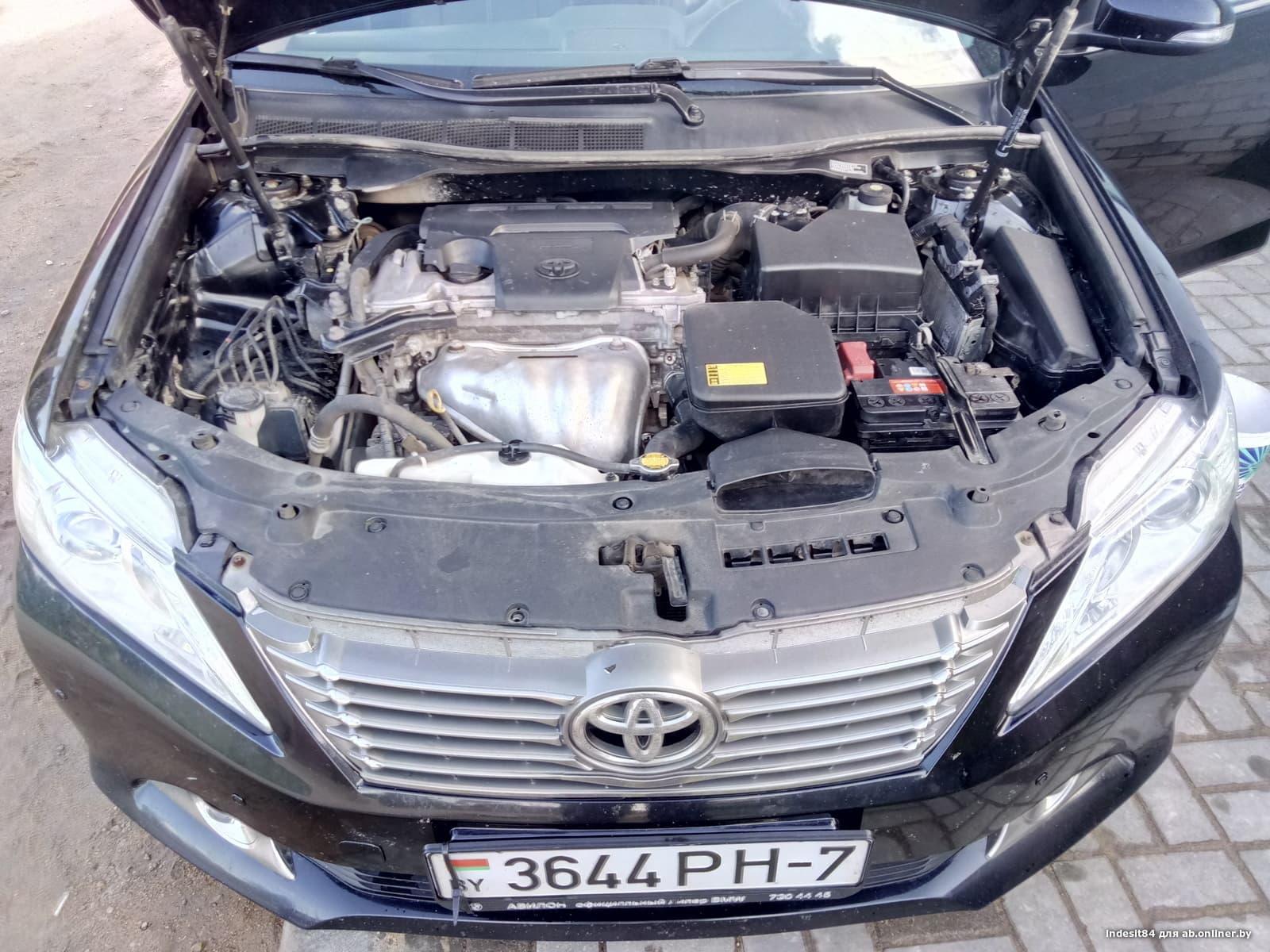 Toyota Camry XV50