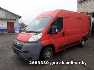 Citroen Jumper 2L2H