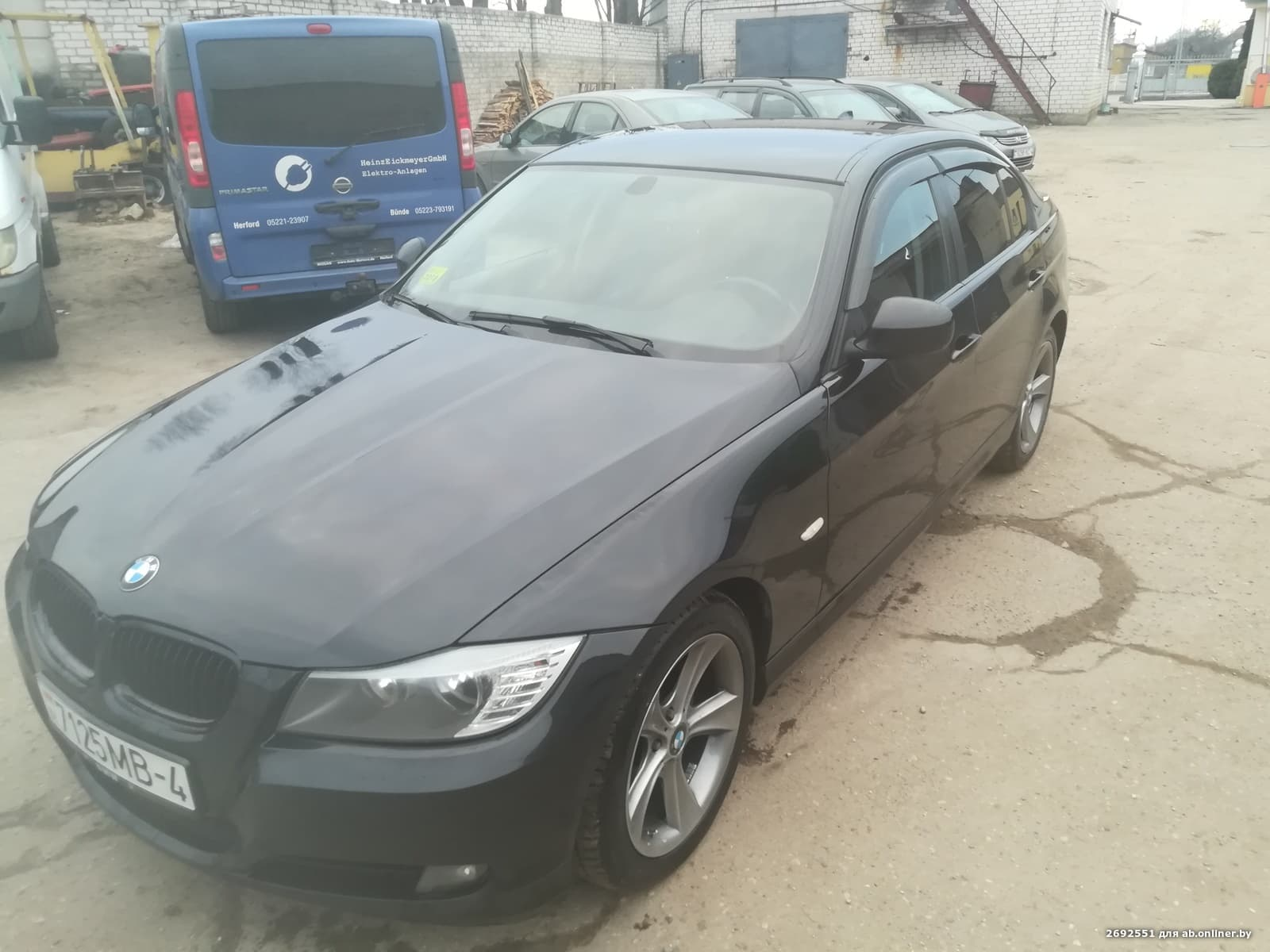 BMW 318 Рестайлинг