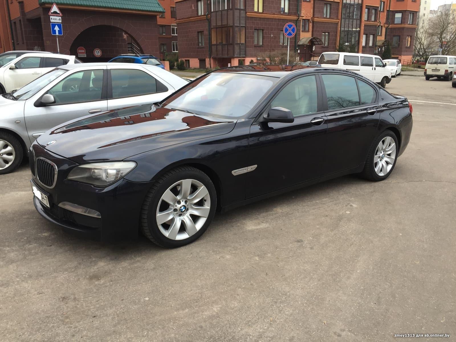 BMW 740 740d x-drive