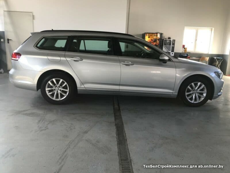 Volkswagen Passat TDI BlueMotion Technology