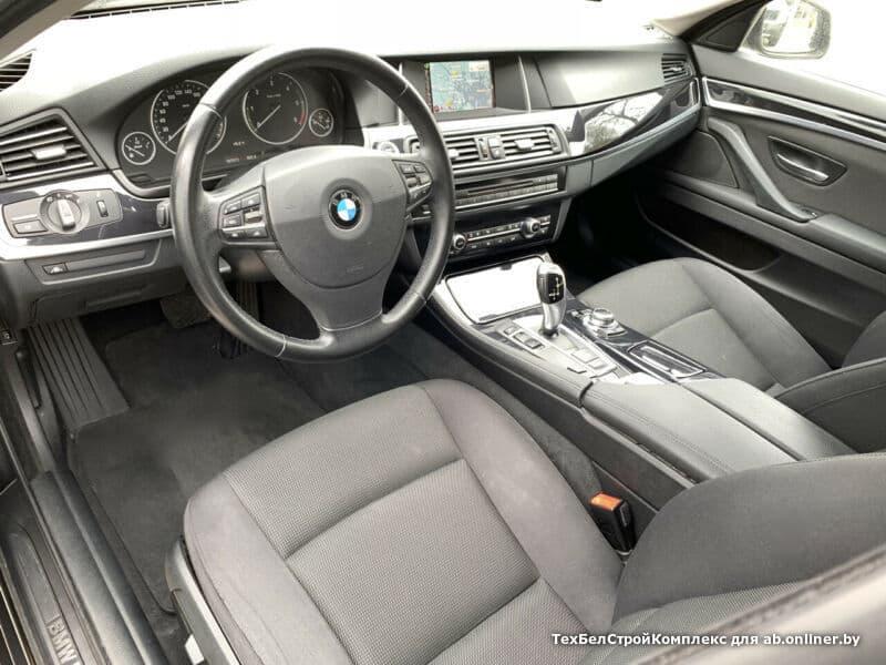 BMW 520 190 лошадок