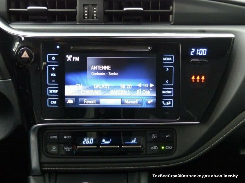 Toyota Auris 1.2 Turbo TS Design
