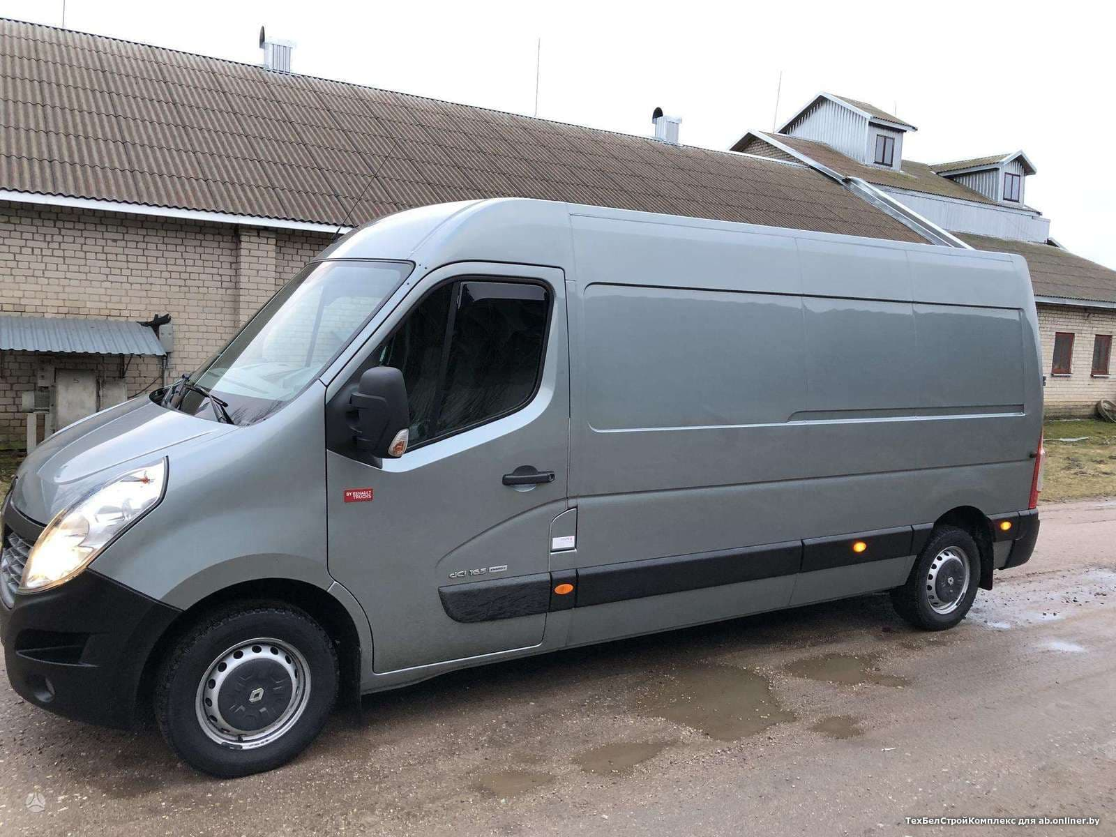 Renault Master L3  H2