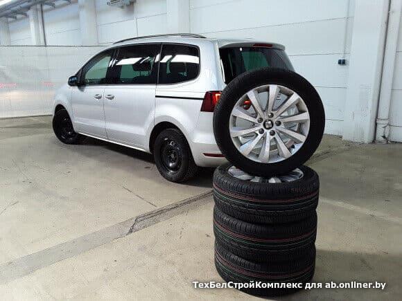 Seat Alhambra Ecomotive Style Plus