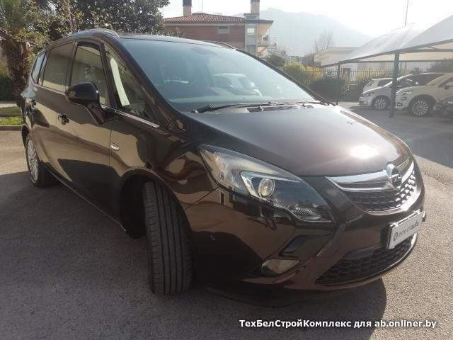 Opel Zafira Tourer CDTi  cosmo