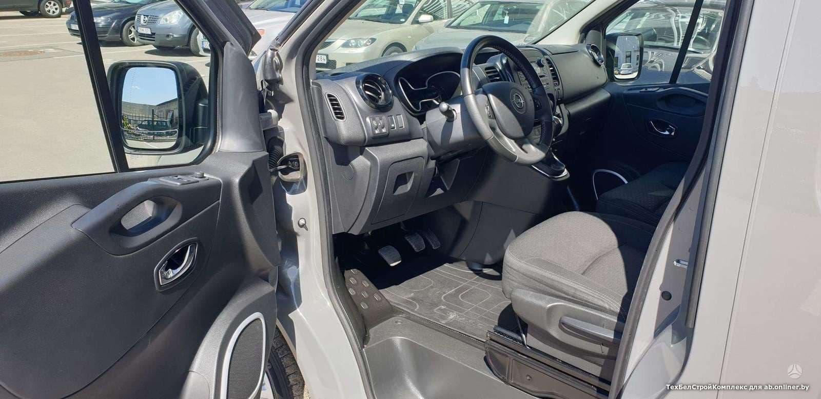 Opel Vivaro сдти 125 сил